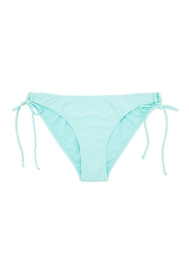 DeFacto Bikini Alt Turkuaz